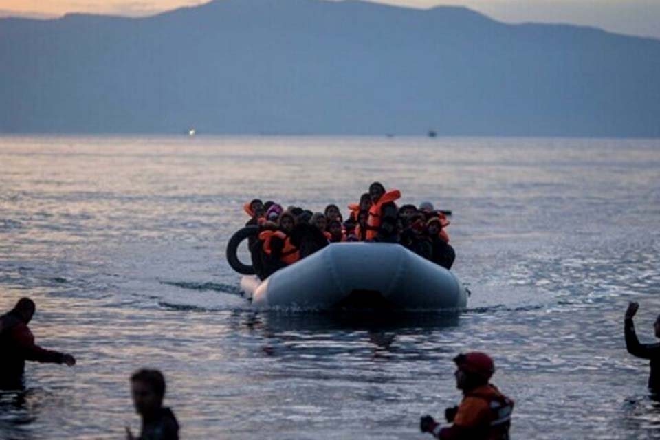 MUNDO: Sete pessoas morreram em um naufrágio na Turquia