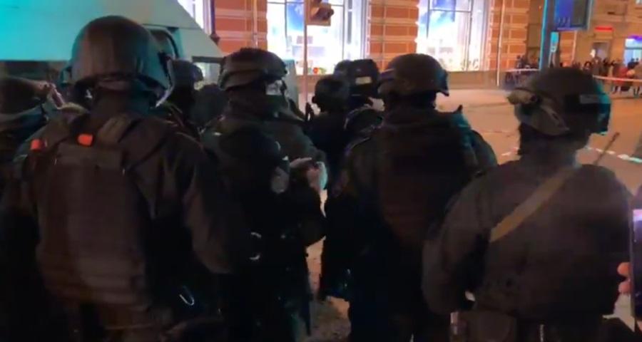 MUNDO: três pessoas morrem em tiroteio em Moscou